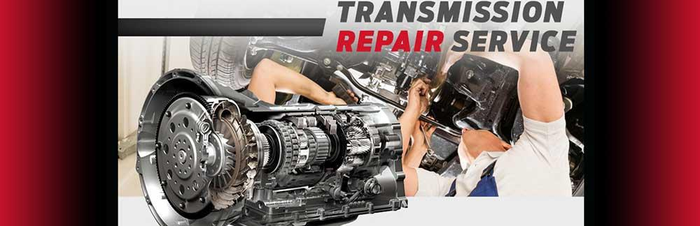 Full Service Transmission Repairs and Rebuilds